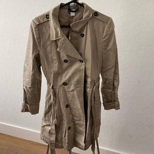 HM trench coat